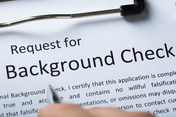 4 Important Details that Will Always Be in a Background Check