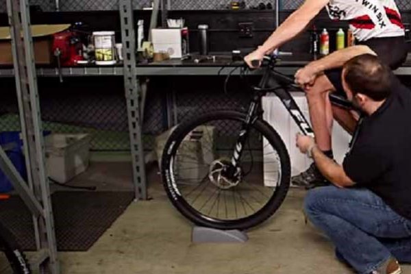 Measuring a Person Size for Bike Fit True Guideline