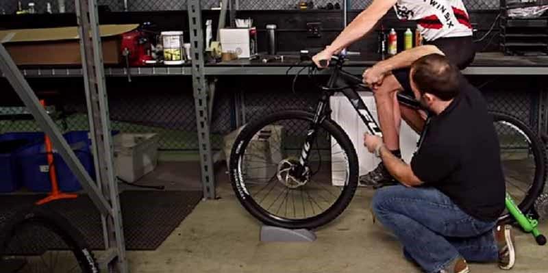 Size for Bike Fit True Guideline