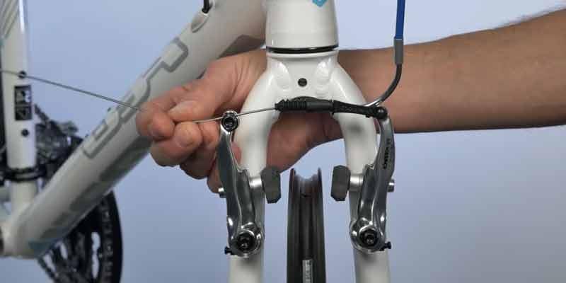 Mounting Bike Brake Caliper